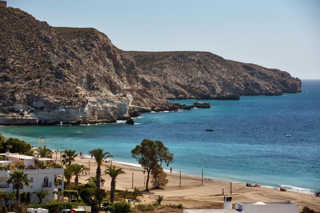 Hotel aan zee Cabo de Gata