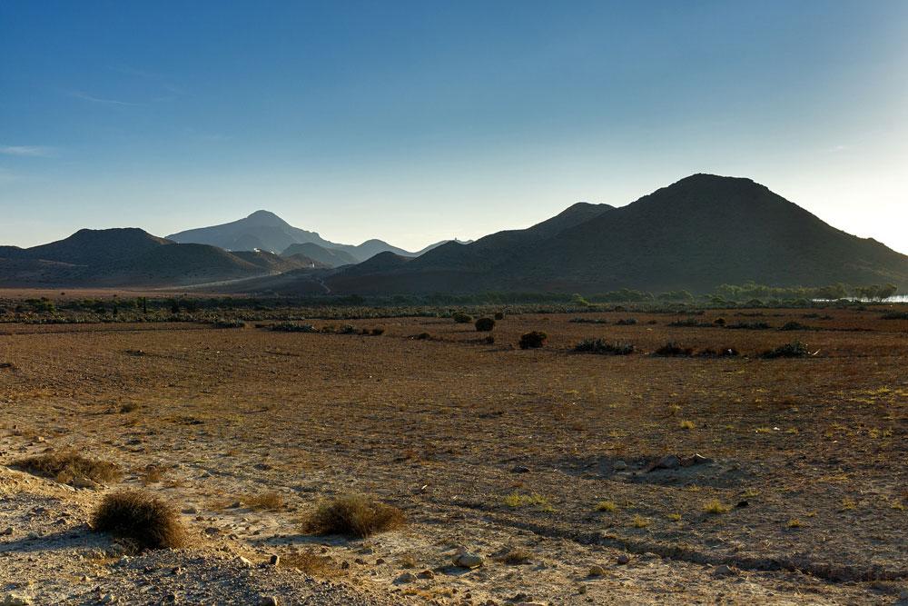 Landschap Cabo de Gata