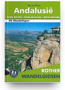 Wandelgids Andalusië