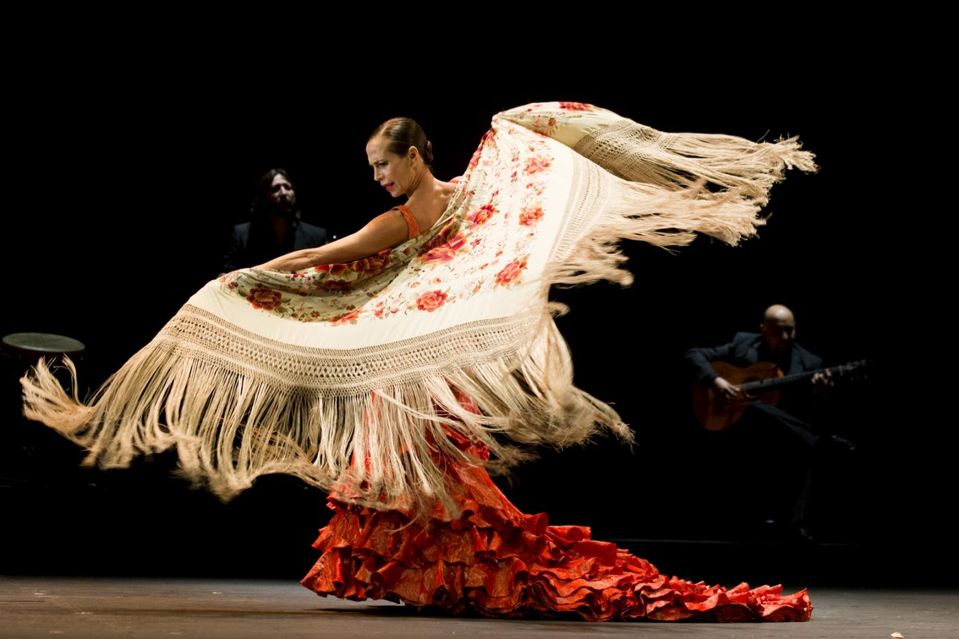 Flamencodanseres in Andalusi