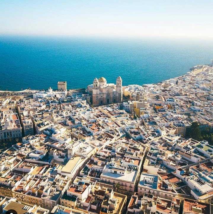 Cadiz Andalusië