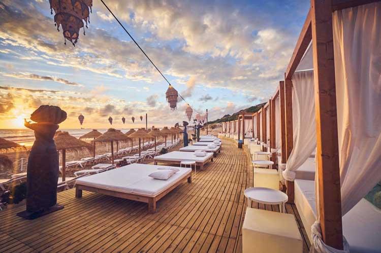 Atenas Playa strandtent