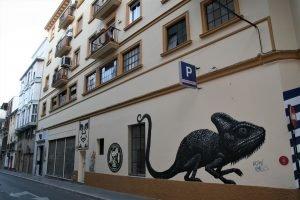 street art Soho Malaga
